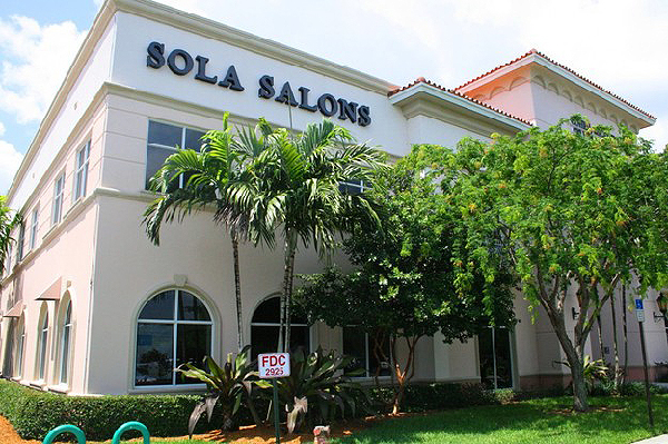 Brow2Brazilian at Sola Salons in Palm Beach Gardens, Florida