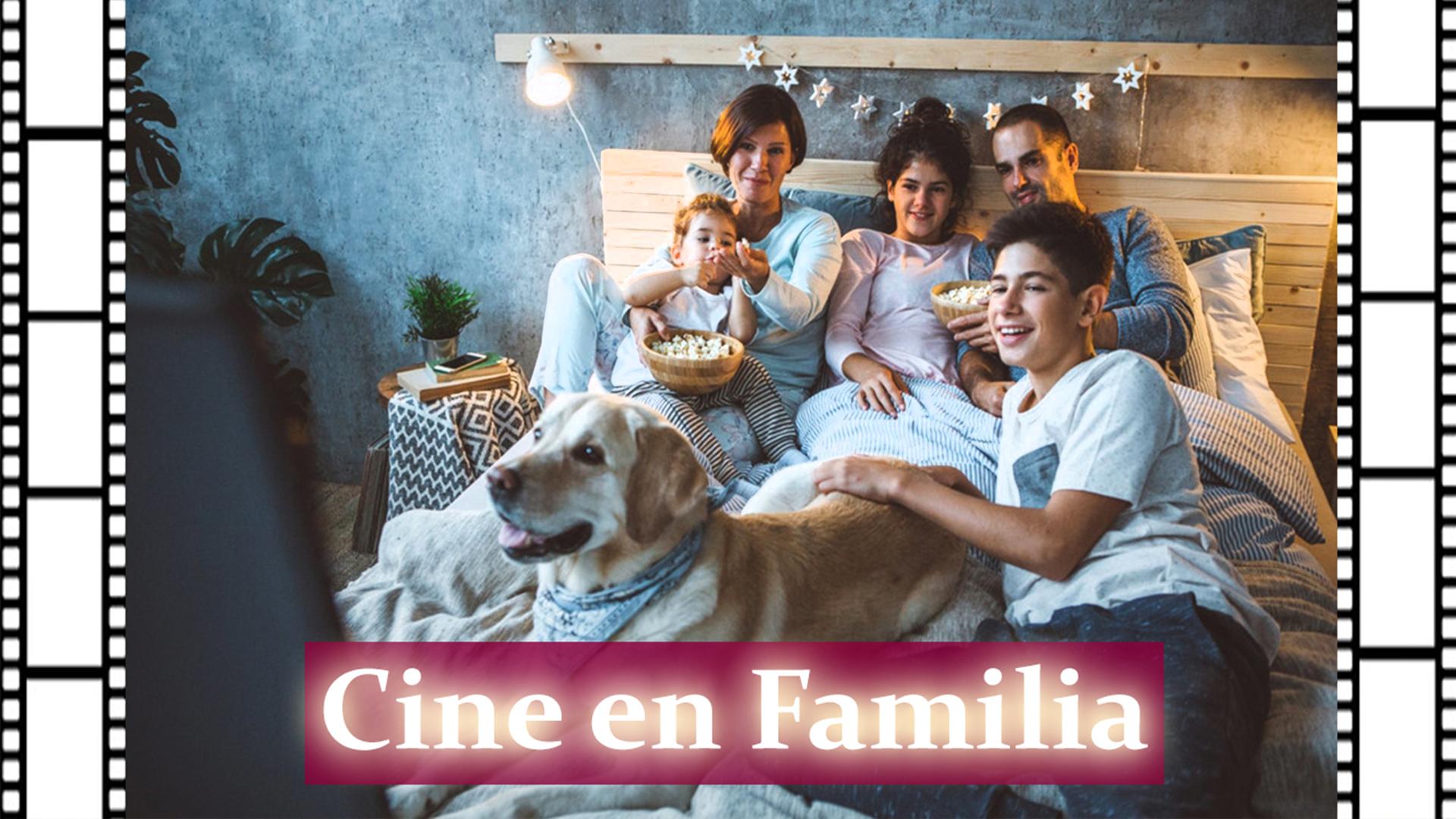 programa cine en familia