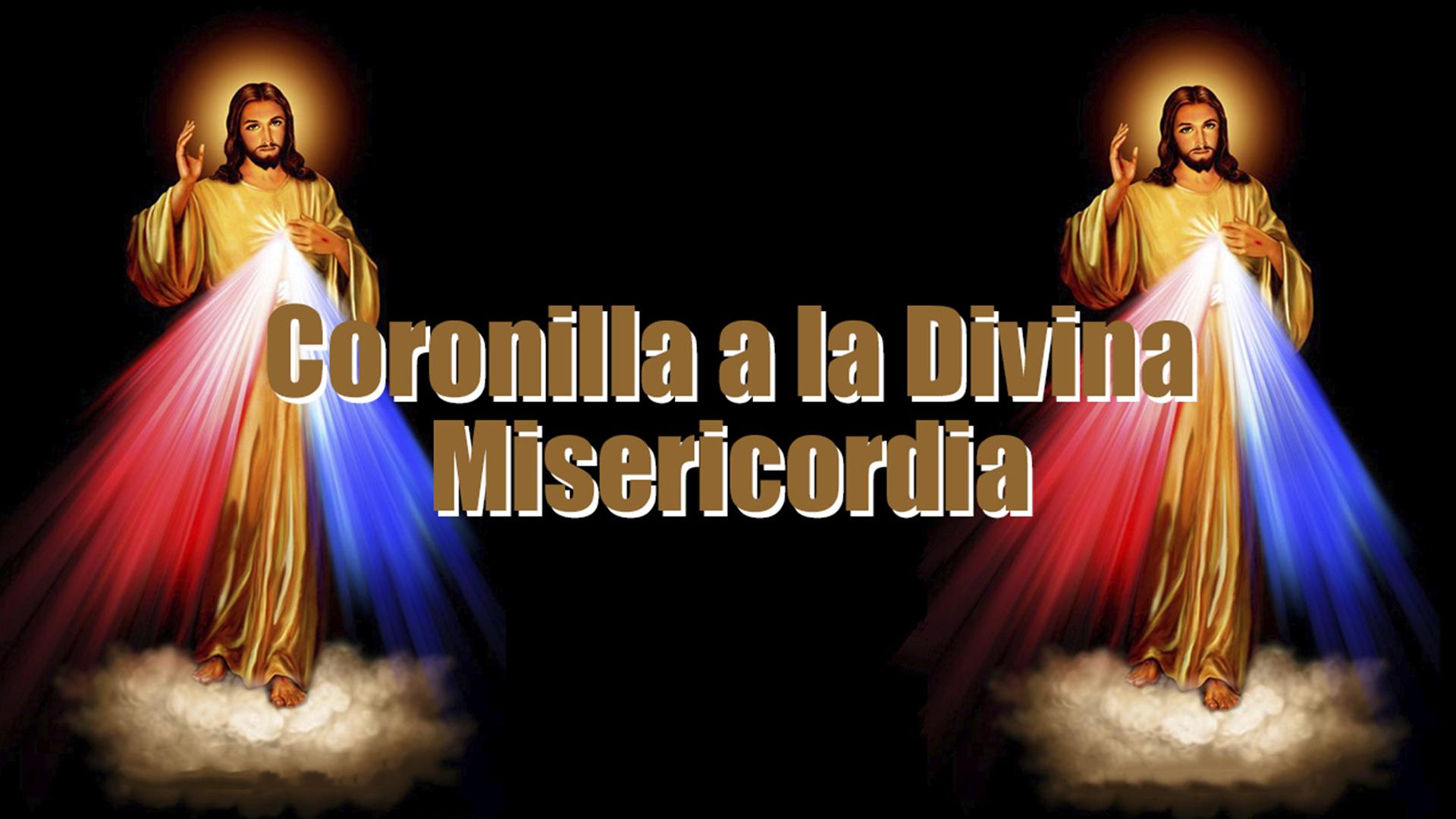 programa de la coronilla de la divina misericordia