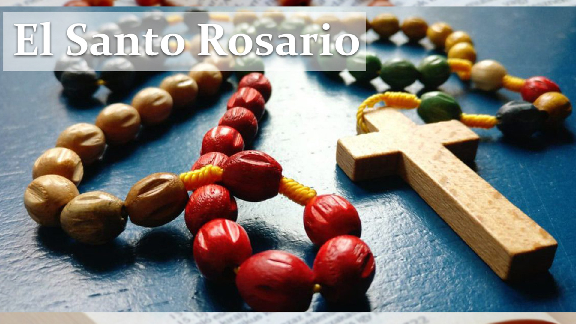 programa el santo rosario