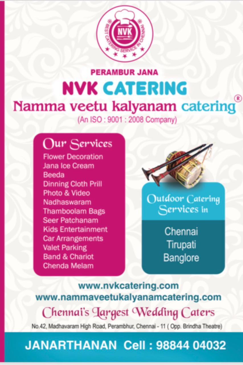 NVK Catering