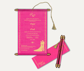 Nagaveni Wedding Cards