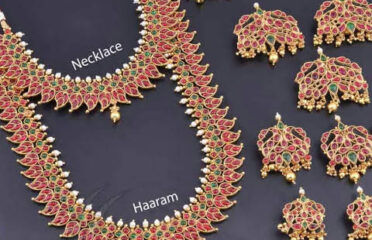 Mangalya bridal jewellery