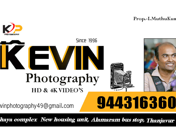 Kevin photography