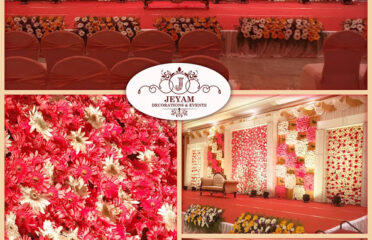 Jeyam decorations and events