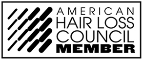 american hair loss council member logo