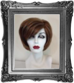 Short Hair Blow Dry Home Wig Care