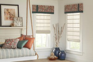 designer window valances