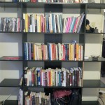 Bookcase - after