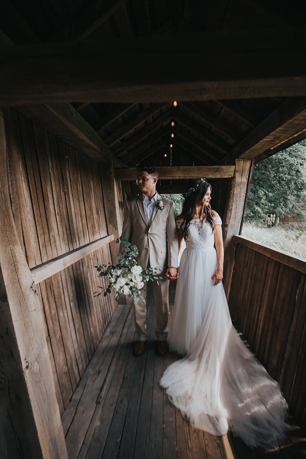 Kaitlin + Nathan Wedding