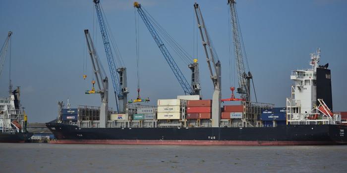 zona portuaria Barranquilla