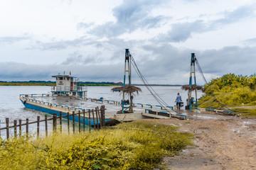 Colombia: Se reinician operaciones de dragado del río Magdalena entre Barrancabermeja y Pinillos