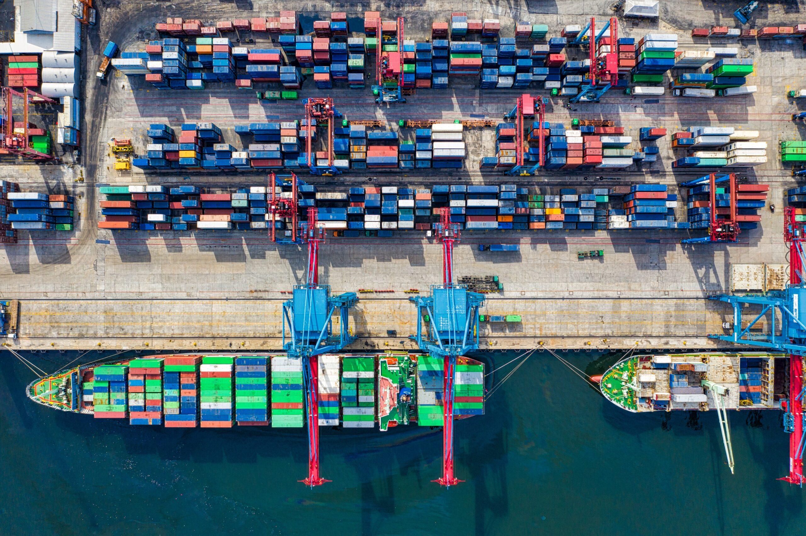 Escasez marcada de trabajadores en puertos de América Central y del Sur