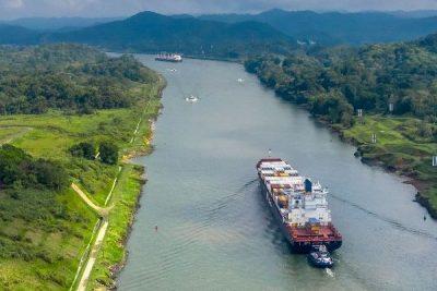 Canal de Panamá y actores de la industria llaman a actuar por la descarbonización del transporte marítimo para 2050