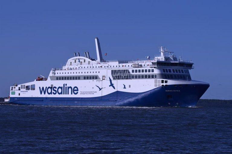 Wärtsilä garantiza huella de carbono mínima para el ferry más ecológico del mundo