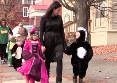Hyde Park Elementary Ghost Walk, 2015