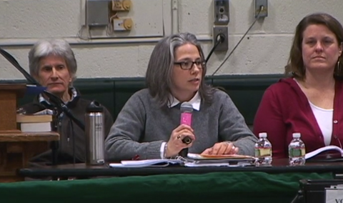 Morristown Town Meeting 2016: School Board Report