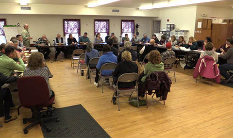 Johnson Joint Board Meeting