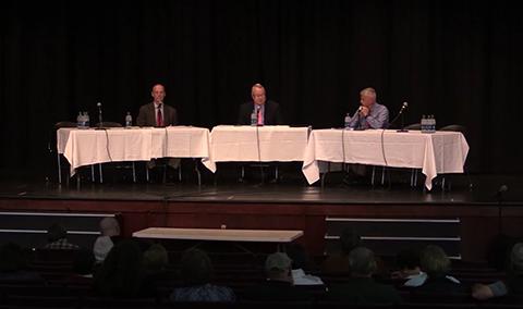 Candidate Debate, Lamoille County Senate and Lamoille-Washington District House