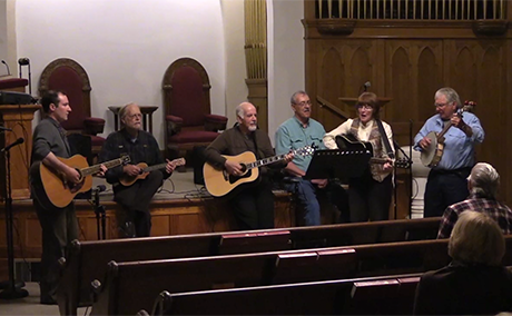 Hyde Park Second Congressional Church Jam Session – Laraway Benefit