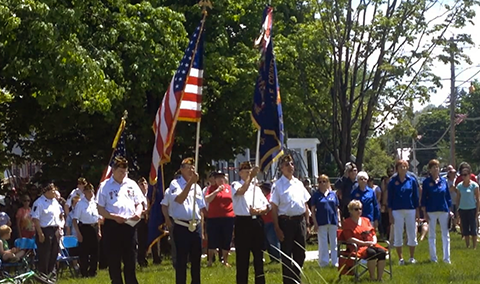 Memorial Day Parade, 2016 – Morristown, VT