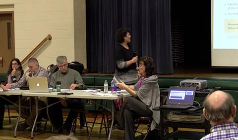 Cambridge Elementary School Board – FY18 Budget, 3/1/17