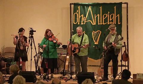 Waterville Irish Heritage Celebration 3/12/16
