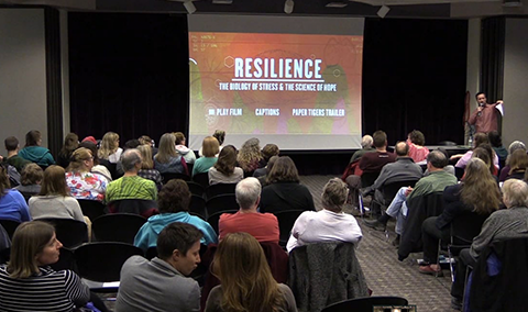 Resilience: Film Screening and Discussion – Lamoille County, 4/3/17