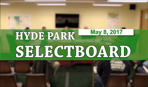 Hyde Park Selectboard, 5/8/17