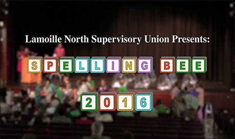 LNSU Spelling Bee 2016