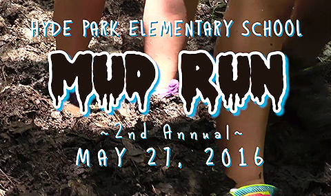 2nd Annual Mud Run, 2016