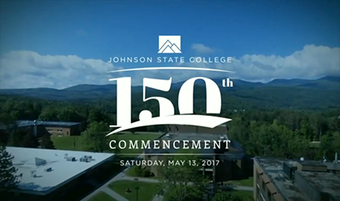 Johnson State College, 150th Commencement
