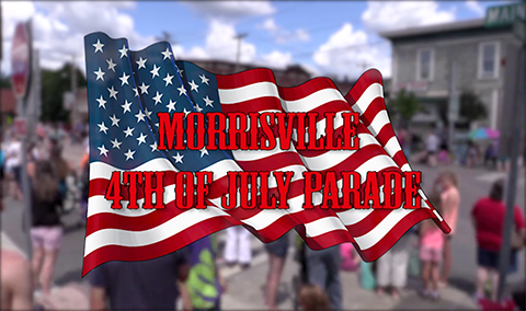 Morrisville Vermont 4th of July Parade, 2017