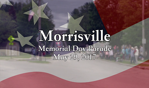 Memorial Day Parade, 2017 – Morristown, VT