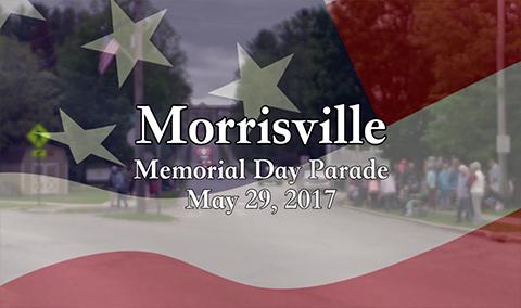 Memorial Day Parade, 2017 – Morristown, VT