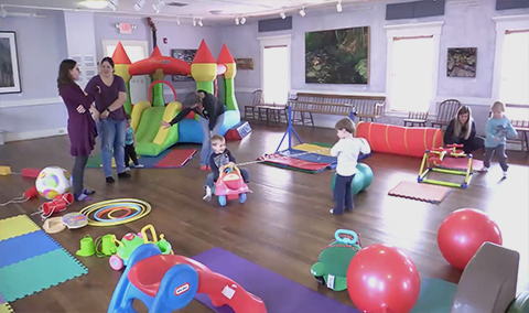Lamoille Family Center, Hometown Playgroups