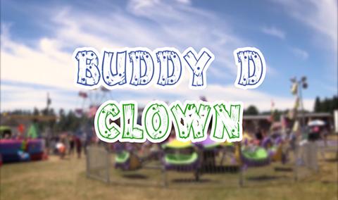 Field Days, 2017 – Buddy D Clown