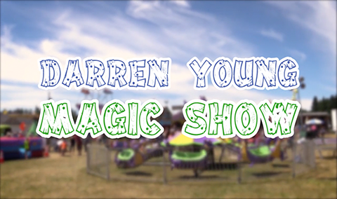 Field Days, 2017 – Darren Young Magic Show