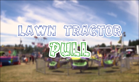 Field Days, 2017 – Lawn Tractor Pull