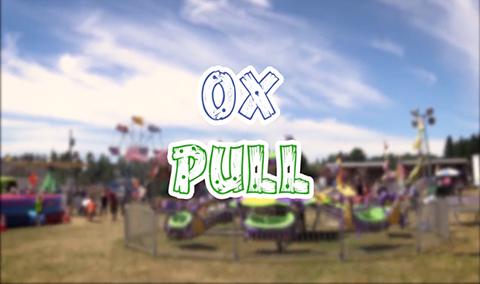 Field Days, 2017 – Ox Pulls