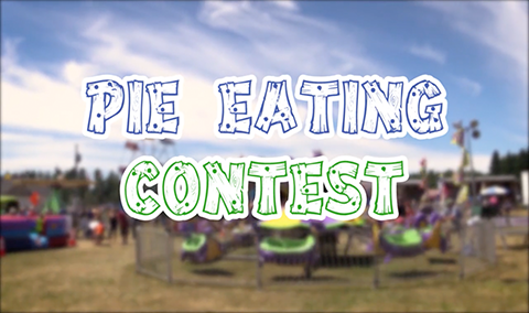 Field Days, 2017 – Pie Eating Contest