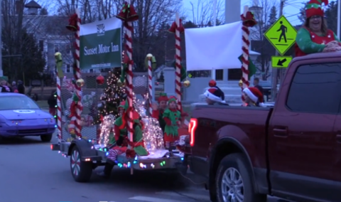 Festival of Lights, 2017 – Holiday Parade