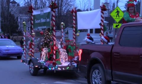 Festival of Lights, 2017 – Holiday Parade