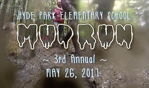 3rd Annual Mud Run, 2017