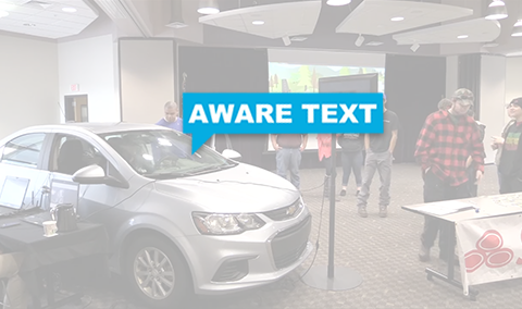 Texting and Driving at GMTCC