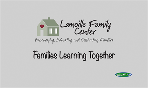 Lamoille Family Center, Families Learning Together