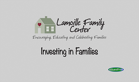 Lamoille Family Center, Investing in Families