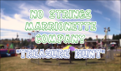 Field Days, 2017 – No Strings Marionette, Treasure Hunt