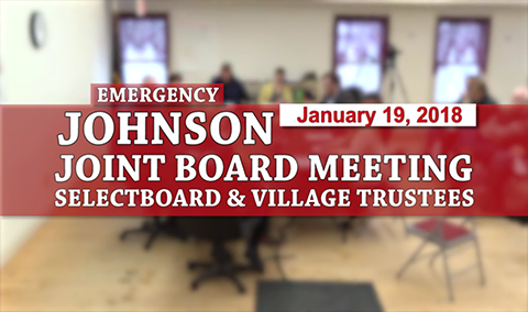 Johnson Joint Board Meeting 1/19/18