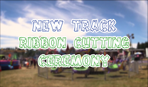 Field Days, 2017 – New Track Ribbon Cutting Ceremony